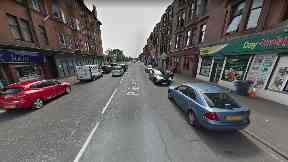Paisley Road: Man was pronounced dead at a flat in Renfrew.
