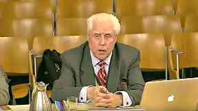 Lord McCluskey