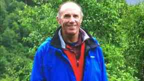 Missing man Arnold Mouat from Bo'ness