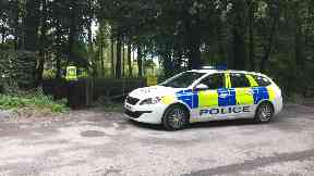 Templeton Woods: Woman has been taken to hospital in Dundee.