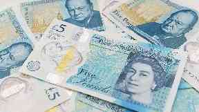 There was outcry after it emerged that tallow was used in the new £5.