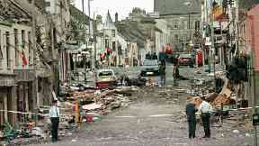 The Real IRA bombing in August 1998 killed 29 people.