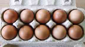 Around 700,000 contaminated eggs went on sale in the UK.