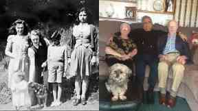 Woman reunited with adopted Indian brother after 60 years