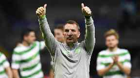 Rodgers on Champions League qualification