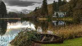 A romantic stop in the Trossachs by Colin Wilson for Scotland from the roadside