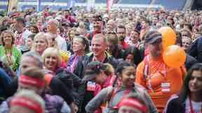 Edinburgh Kiltwalk 2017Elaine Livingstone