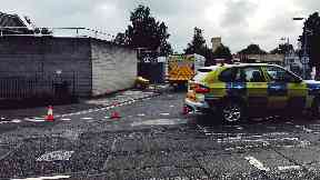 Bus crash: Double-decker collided with bridge at Western General in Edinburgh on 17/9/17