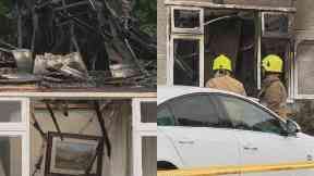 Inverness: Family of Margaret McArthur informed. Island Bank Road fire