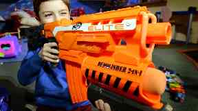 There has been a spike in Nerf gun injuries.