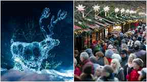 Collage for Edinburgh's Christmas 2017