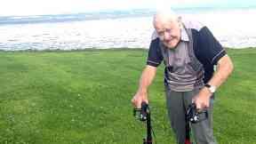Roderick Sutherland, killed in road crash in Highlands on 18/7/17