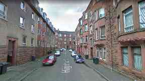 Highholm: 40-year-old taken to hospital. Port Glasgow Inverclyde