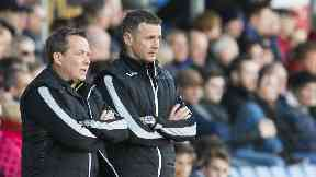 Jim McIntyre and Billy Dodds