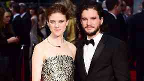 The Game of Thrones stars announced their engagement in The Times.