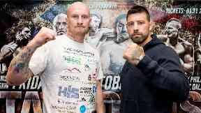 Scottish boxer Gary Cornish eyes heavyweight history