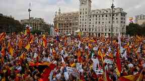 Catalan has threatened to declare all-out independence.