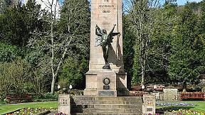 Wilton Park War Memorial, Hawick
