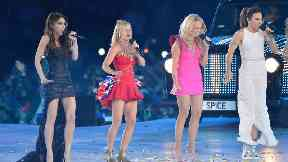 The Spice Girls reunited for the 2012 Olympics.