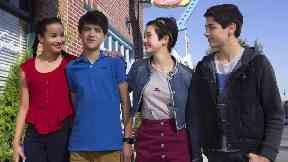 The storyline will focus on Cyrus (second from right)