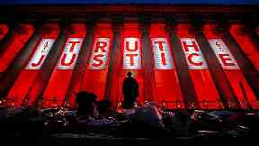 Inquests found the 96 Hillsborough victims were unlawfully killed.