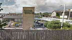 Markinch Station