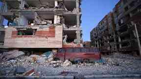 Some 50 aftershocks were felt as people fled their homes.