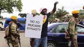 Robert Mugabe is facing growing pressure to voluntarily step down as President.