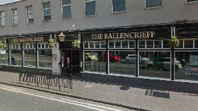 Ballencrieff pub, Bathgate, West Lothian.