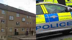 Caddon Court: Meighan Reid was found dead. Innerleithen Borders