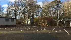 Nuclear bunker, Raigmore, Inverness