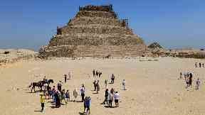 The builder who can repair a 4,700-year-old pyramid