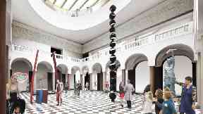 Aberdeen Art Gallery artist's impression of revamp
