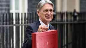 Philip Hammond The Chancellor 22 November 2017