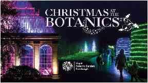 Botanics lights