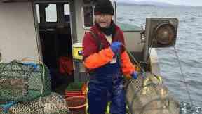 Missing fisherman Alasdair Macleod, missing near Applecross.