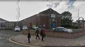 Arbroath police station