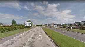 Cumbernauld road