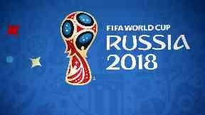 World Cup 2018 logo