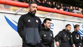 Risk: Rangers say they only wanted to interview McInnes.