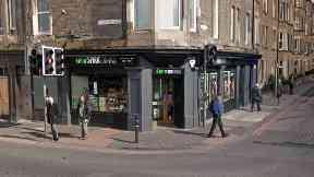 High Spirits in Edinburgh