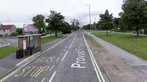 Provost Fraser Drive, Aberdeen.