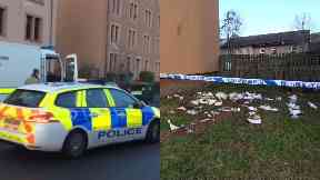 Fairbairn Street: Other items seized. Dundee