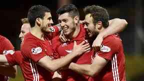 Aberdeen celebrate 2017