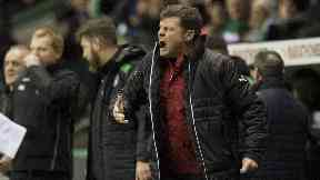 Pleased: Murty said Rangers showed resilience.