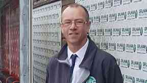 David Findlay: Praised by Buckie Thistle.