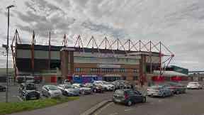 Caledonian Thistle stadium