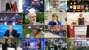 STV news quiz collage