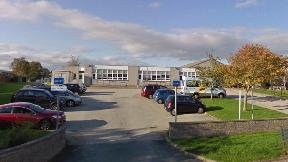Carronhill School in Stonehaven.