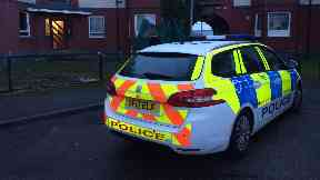 Aberdeen: Death suspicious. Tillydrone Murder Alexander Terrace